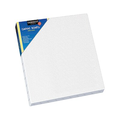 Sargent Art Inc Canvas 12 X 12