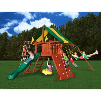 Gorilla Playsets Sun Valley I Swing Set