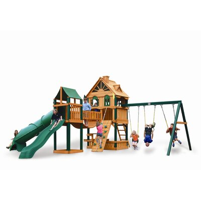 Gorilla Playsets WoodBridge Swing Set