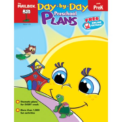 The Education Center Day-by-day Preschool Plans