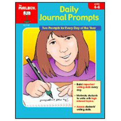 The Education Center Daily Journal Prompts Intermediate