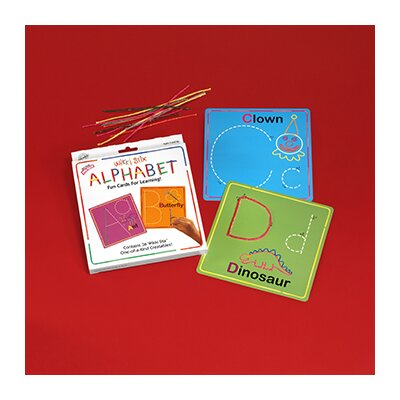 Wikki Stix Wikki Stix Alphabet Cards