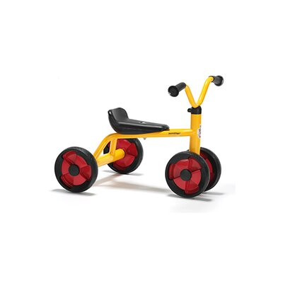 Winther Four Wheel Push Balance Bike