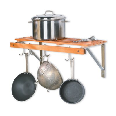 Lewis Hyman Inc. InPlace Kitchen Utility Rack