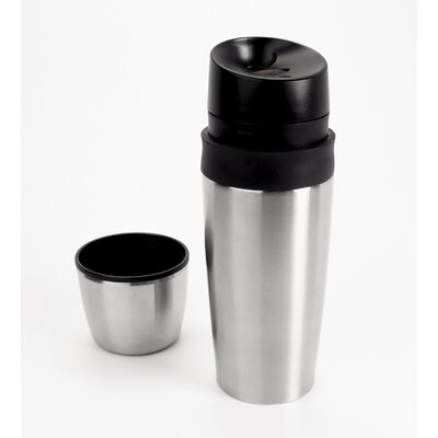 OXO Liquiseal Thermal Beverage Container - Stainless Steel