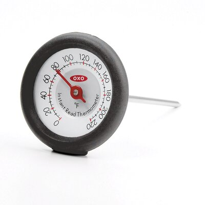 Instant Read Thermometer >> OXO Instant Read Thermometer & Reviews | Wayfair