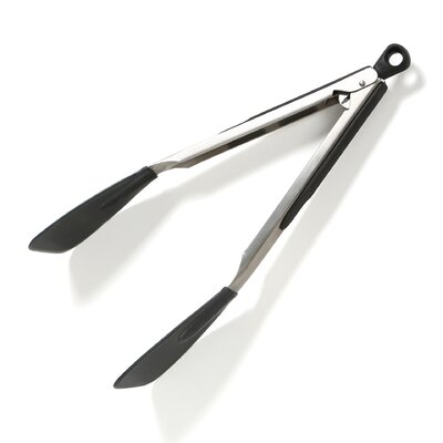 OXO Silicone Flexible Tongs