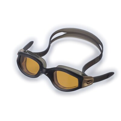 Finis Shockwave Goggles in Smoke High Definition