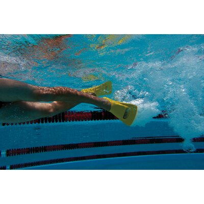 Finis Zoomers Swim Fin in Gold