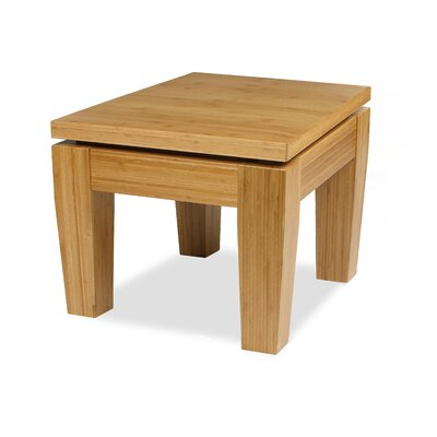 Bamboogle Rio Bamboo End Table