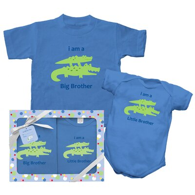 i play. Brother and Sister Alligator  Gift Set