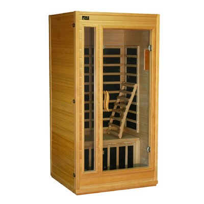GASC 1-2 Person Carbon FAR Infrared Sauna