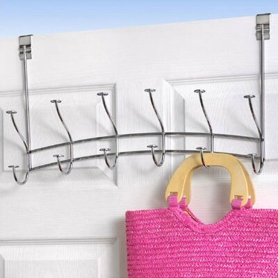 Spectrum Diversified Windsor Over the Door Coat Rack