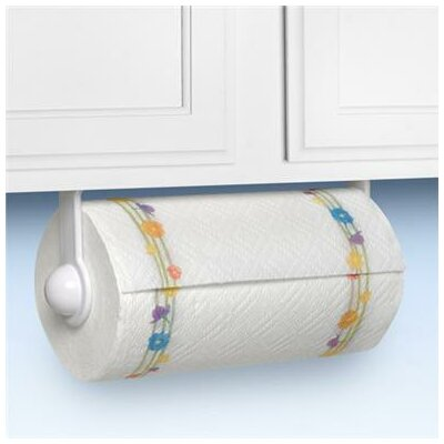 Spectrum Diversified Wall Mounted Paper Towel Holder in White