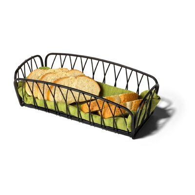 Spectrum Diversified Twist Rectangle Bread Basket