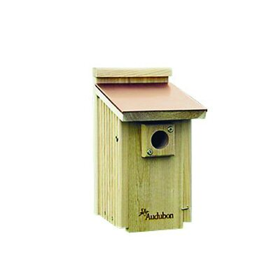 Barn Coppertop Bluebird House