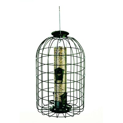 Audubon/Woodlink Squirrel Proof Feeder in Green