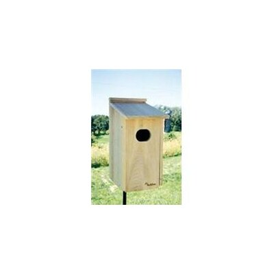 Audubon/Woodlink Wood Duck Nest Bird House