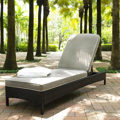 Catalina Chaise Lounge with Cushion