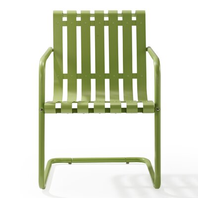 Crosley Gracie Retro Spring Arm Chair