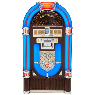 Crosley iJuke Deluxe Jukebox