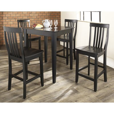 Crosley 5 Piece Counter Height Dining Set