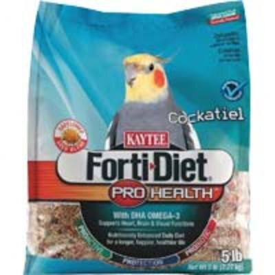 Kaytee Products Wild Bird Forti-Diet Pro Health Safflower Blend Bird Food