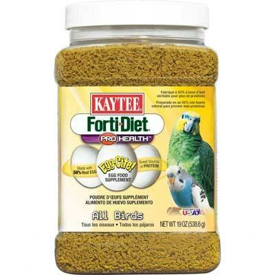 Kaytee Products Wild Bird Forti-Diet Pro Health Egg-Cite Supplement
