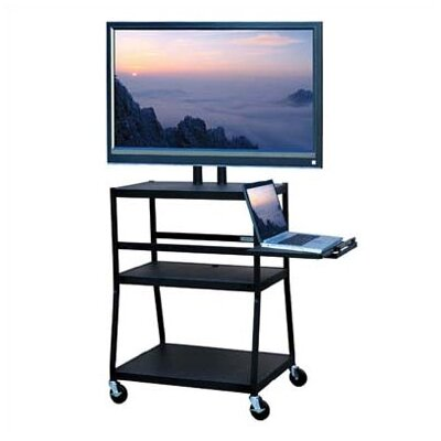 "VTI TV Cart  - Holds up to 42"" Flat Panel TVs"