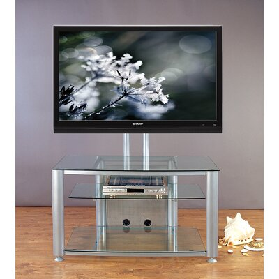 "VTI Flat Panel TV Cart 42"" TV Stand"