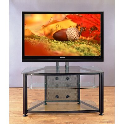 "VTI Flat Panel TV Cart 43"" TV Stand"