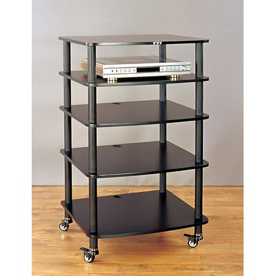 AR Series 5-Shelf Modular Rack