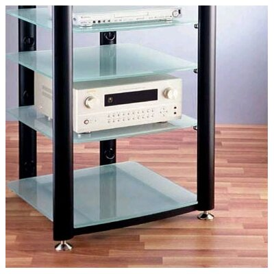 VTI HGR Series 4-Shelf Audio Rack