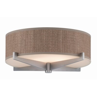 Philips Forecast Lighting Fisher Island 2 Light Semi Flush Mount
