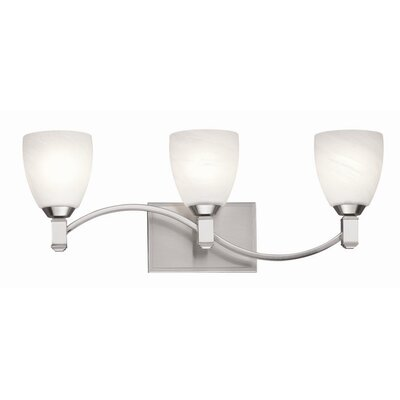 Philips Forecast Lighting Crescendo 3 Light Vanity Light