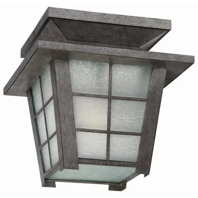 Philips Forecast Lighting Shoji 1 Light Outdoor Ceiling Lamp
