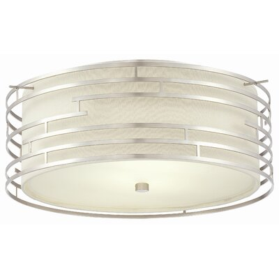 Labyrinth 3 Light Ceiling Lamp