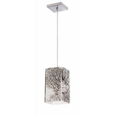 Philips Forecast Lighting Ecoframe 1 Light Pendant