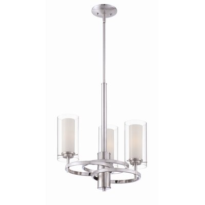 Philips Forecast Lighting Hula 3 Light Chandelier