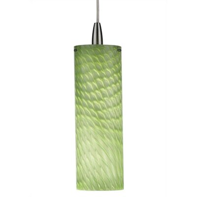 Philips Forecast Lighting Marta Pendant Shade in Marta Green Glass with Holder Options