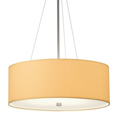 Philips Forecast Lighting Taylor Organic Modern Drum Pendant