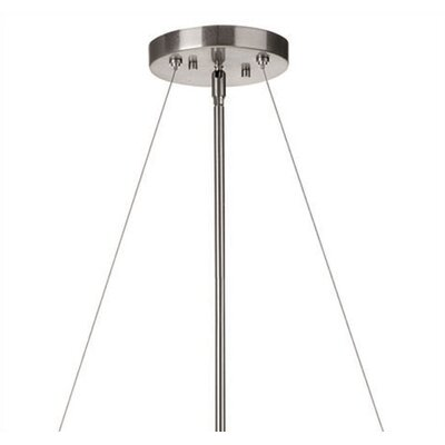 Philips Forecast Lighting Crossroads 4 Light Inverted Pendant
