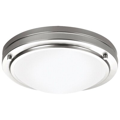 Philips Forecast Lighting West End Flush Mount - Energy Efficient
