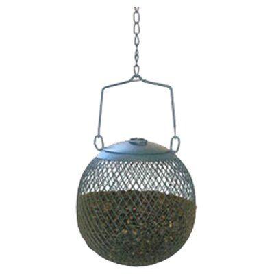 No Seed Ball Feeder in Green
