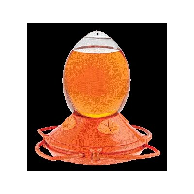 Woodstream Hummingbird Plastic Oriole Feeder