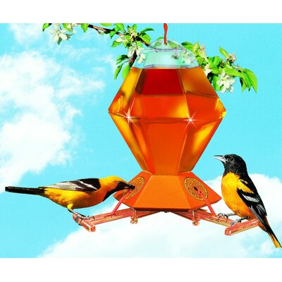 Woodstream Hummingbird Deluxe Oriole Feeder