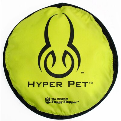 Hyper Products Flippy Flopper Dog Toy