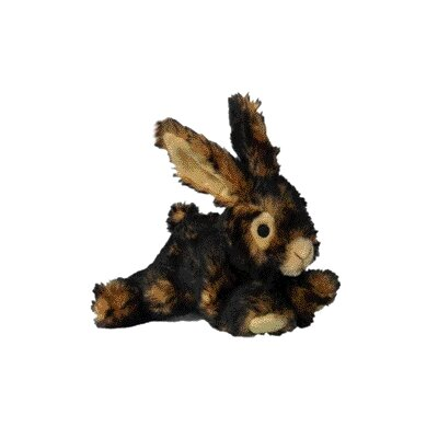 Patchwork Pets Plush Rabbit Dog Toy