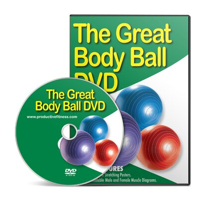 Productive Fitness Publishing The Great Body Ball DVD