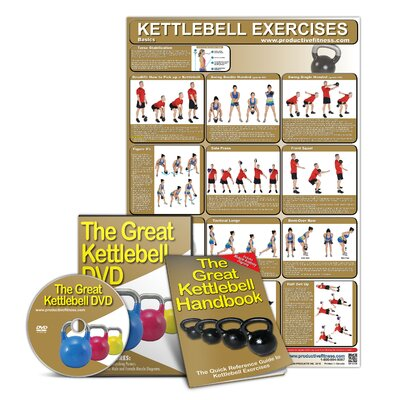 Productive Fitness Publishing The Ultimate Kettlebell Set